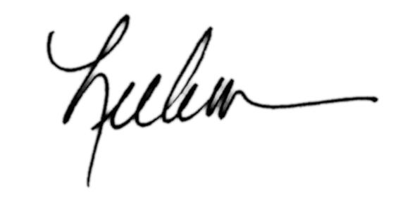 LeeAnn Pelham Signature