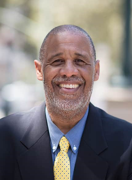 Photo of Commissioner James Bell